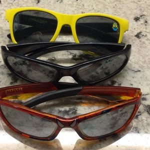 Three kids sunglasses .. add to a bundle for free